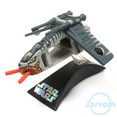 Star Wars Die-Cast Titanium 2006 Series Clone Wars Arc Gunship Loose Complete