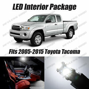 Tacoma dome light ebay - Toyota tacoma led interior lights ...