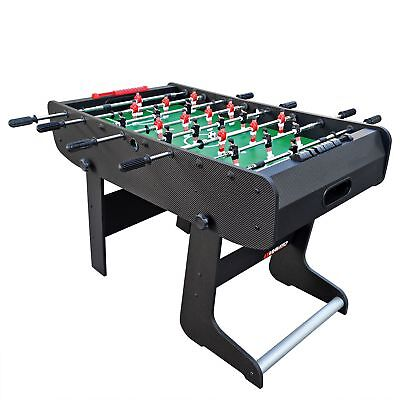 Viavito FT100X 4ft Folding Football Soccer Foosball Game Table with 2 Balls