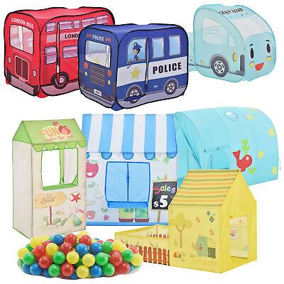 lt Kinderzelt Babyzelt Spielhaus Pop-Up Zelt Spielzeug Bälle (Kinder Zelte)