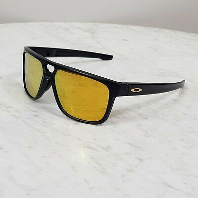 OAKLEY Crossrange Patch Matte Blk Sunglasses 24K Iridium OO9382-23 60 *Genuine*