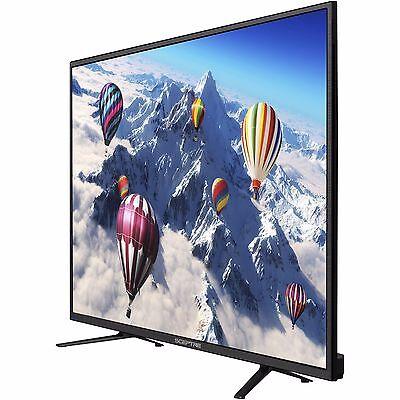 Flat Screen TV Big 55 Inch LED Entertainment 4K Ultra HD 2160p  HDTV 4K x 2K New