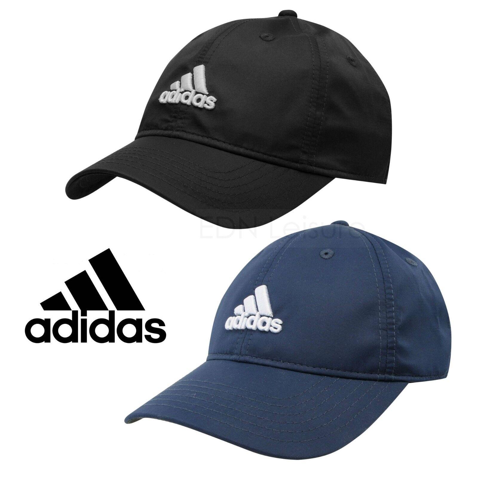 Junior Adidas Logo Kappe Jungen Mädchen Kinder Hut Laufen Golf Baseball