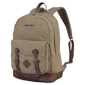 Vintage Canvas Backpacks 1283bdf1e3737