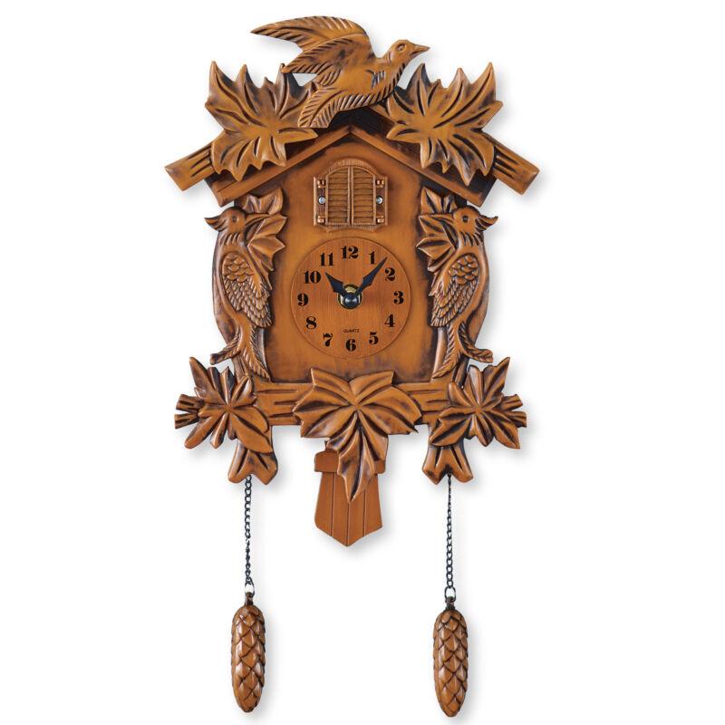 Outdoorsman-Inspired Cuckoo Bird Clock