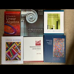 Statistics For Maths | Great Deals on Books, Used Textbooks