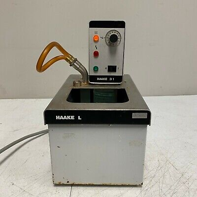 Haake L D1 Heated Immersion Circulating Water Bath Tested And Working