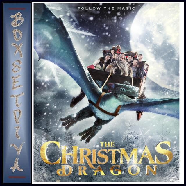 THE CHRISTMAS DRAGON - Talon G. Ackerman *BRAND NEW DVD****