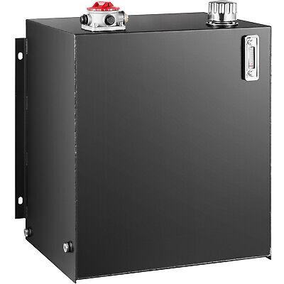 Hydraulic Oil Tank Fuel Tank 25gal Hydraulic Reservoir Steel With Filter Gauge
