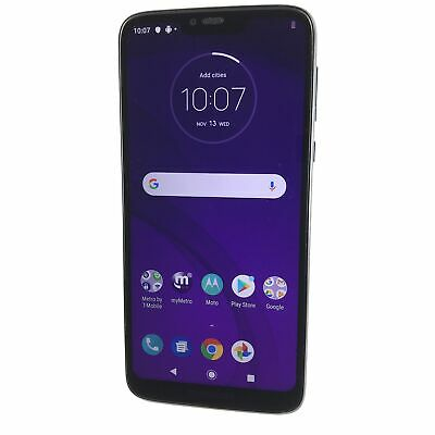 Motorola Moto G7 Power 32GB XT1955-5 (Metro PCS) Android (M-M1046) x