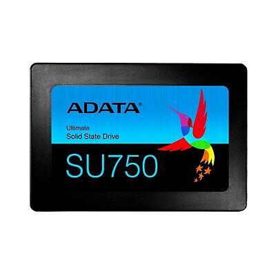 """ADATA 256GB SSD SU750 2.5"""" SATA III 3D NAND TLC Internal Solid State Drive 250GB"""
