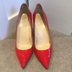 100% Authentic Red Louboutin Heels Size 40.5 Hawthorn East Boroondara Area Preview