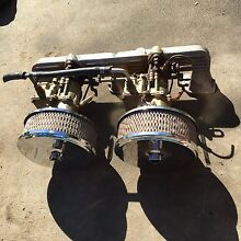 Holden 6 cylinder twin Stromberg + Manifold Greenmount Mundaring Area Preview