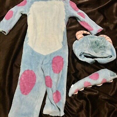 Toddler Sulley Monsters Inc Costume (Toddler Boys Disney Monsters Inc Sulley Costume, 18-24)