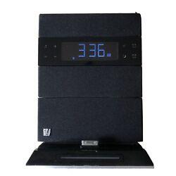 Soundfreaq SFQ-05 Bluetooth Speaker System Radio Alarm Clock iPod Dock 30-pin
