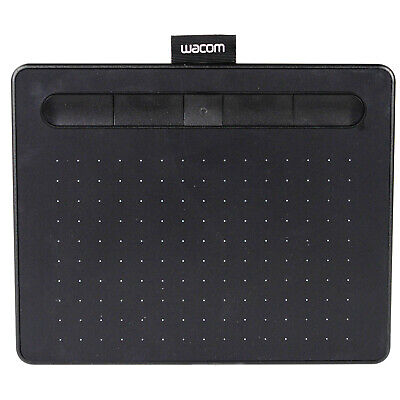 Used, Wacom Intuos Wireless CTL-4100WL SMALL BLACK Bluetooth Graphics Draw Tablet ONLY for sale  Shipping to Nigeria