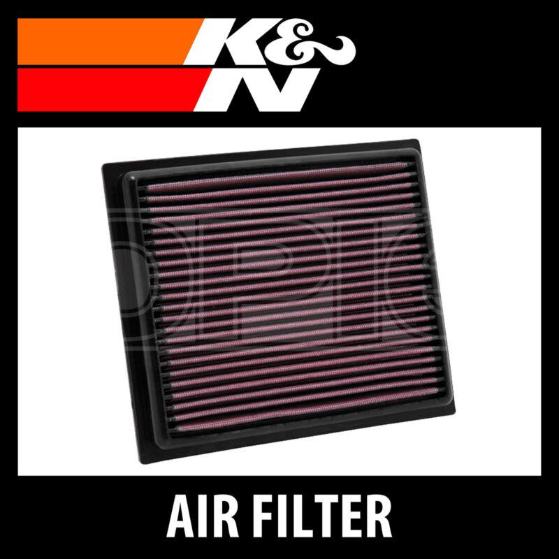 K&N High Flow Replacement Air Filter 33-2435 - K and N Original Performance Part