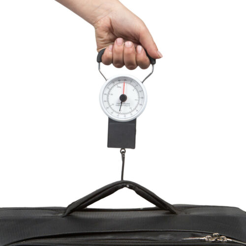 Luggage Baggage Scale with Tape Measure with Dial Display Travel Free Shipping