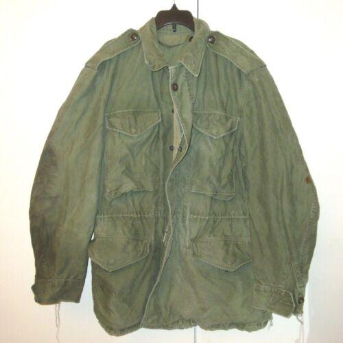 Vintage Military M-51 Field Jacket Size Medium/Large