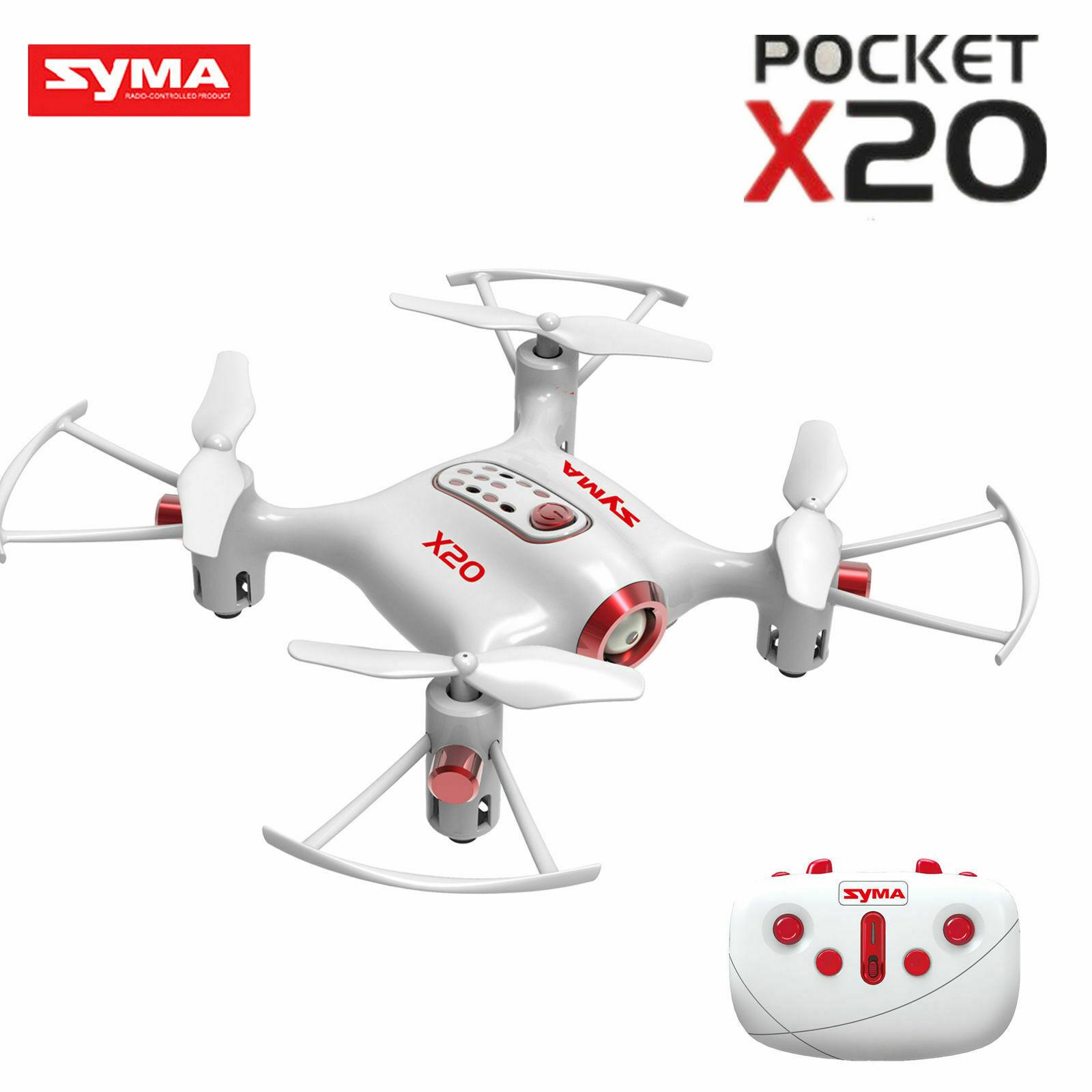 Syma RC Quadcopter Drone with HD Camera X5SW-V3 X5C-1 X5UW X