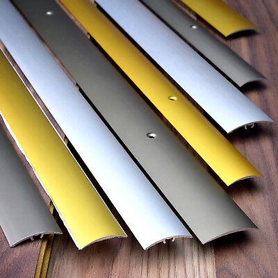 Abschlußprofil Übergangsprofil Bodenleiste Aluprofil Treppenprofil Alu Schienen