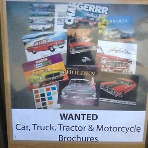 FORD CAR SALES BROCHURES Gawler East Gawler Area Preview