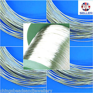 925-Sterling-Silver-Round-Wire-0-4mm-0-6mm-0-8mm-1-0mm-Wire-Length-250-1000mm