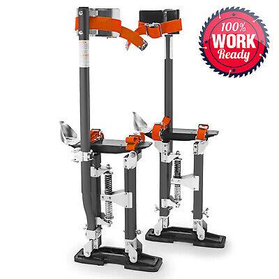 Magnesium Drywall Stilts Painters Walking Finishing Tools-adjustable 18- 30