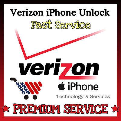 FACTORY UNLOCK CODE?VERIZON?iPhone 7 6 6+ 6S SE 5 5S ?PREMIUM ALL MODELS