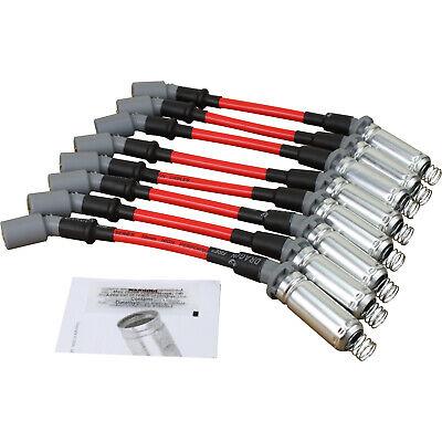 PERFORMANCE Spark Plug Wires For CHEVY GMC 2009-2013 LS1 VORTEC 4.8L 5.3L 6.0L