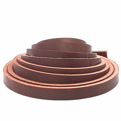 "Latigo Leather Strip 72"" L X 5/8"" W 4755-00 by Stecksstore Belt and Strap"