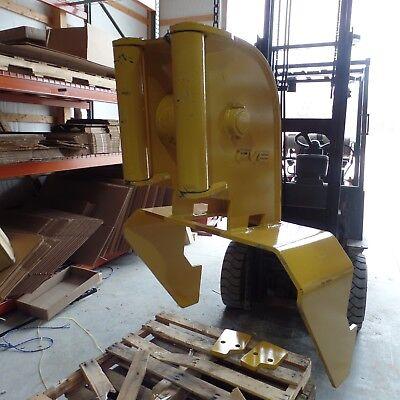 John Deere 450 550 455 555 B C D E Winch Log Arch Roller Fairleads Dozer Loader