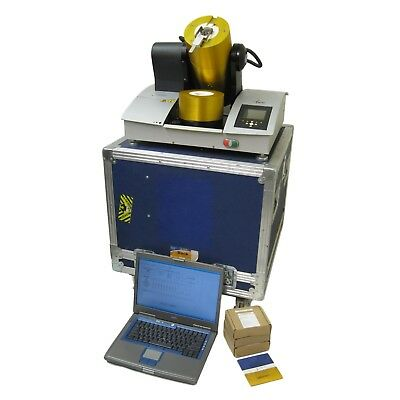 "Claisse ""The Bee"" TheBee Electric Fluxer XRF Sample Prep Fusion System"