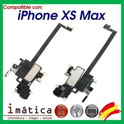 AURICULAR SUPERIOR PARA APPLE IPHONE XS MAX REPUESTO OIDO ALTAVOZ FLEX MICROFONO