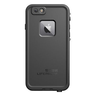 Authentic Lifeproof FRE Series Waterproof Case For iPhone 6 / iPhone 6s Black