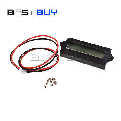 12v Lead Acid Battery Indicator Acid Capacity Tester Digital Lcd Meter Bbc