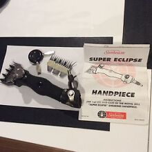 New Sunbeam Super Eclipse Shearing Handpiece with Accessories Gordon Moorabool Area Preview