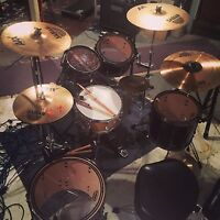Drummer in camrose looking for a 24hr rehearsal space.
