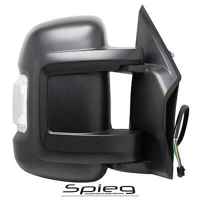 Side Replacement Signal Lamp (Side Mirror for Ram PROMASTER POWER Heated Signal PASSENGER RIGHT 8wire )