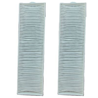 Bissell Style 8, 14 Pleated Post Motor Filter, 3910 Series (2 pack)