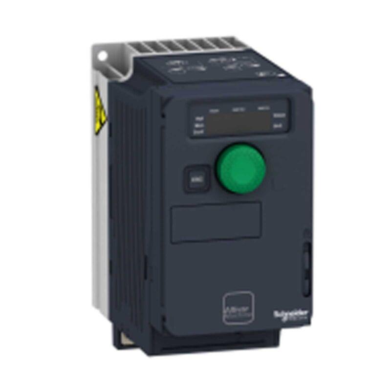 Schneider Atv320u04m3c Frequency Drive 0.37kw 220v