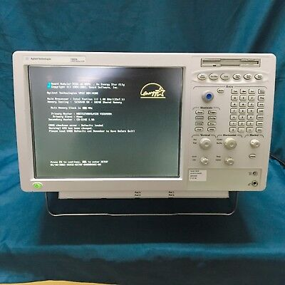 Hpagilent1682a Standalone Logic Analyzer No Cables