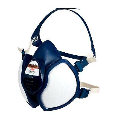 1x Atemschutzmaske 4251+ Filtermaske Dämpfe/Gase