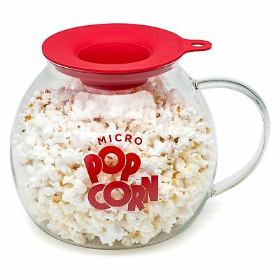 Epoca Micro Pop Glass Popcorn Popper EKPCM-0025