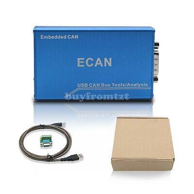 Ecan Pc Usb Can Bus Tool Analyzer Module Compatibel With Peak Pcan Usb Buy-sz