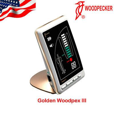 Usa Woodpecker Original Dental Apex Locator Root Canal Finder Woodpex Iii Golden