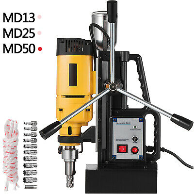 Electric Magnetic Drill Press Md13md25md50 Mining Stable Welding