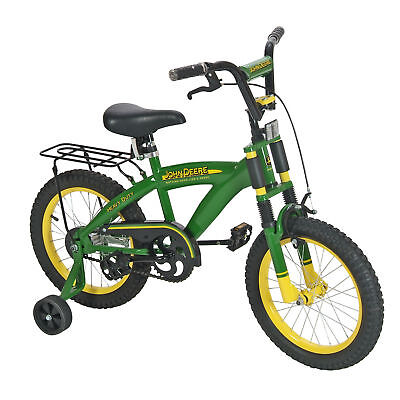 John Deere - Heavy Duty 16 Inch Bicycle