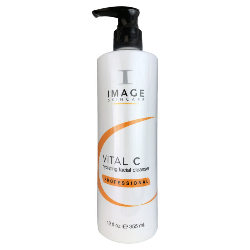 Image Vital C Hydrating Facial Cleanser Professional 12 oz