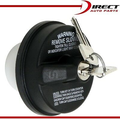 NEW OEM Type Lockable With Key/'s FORD Gas Cap For Fuel Tank Stant 10502